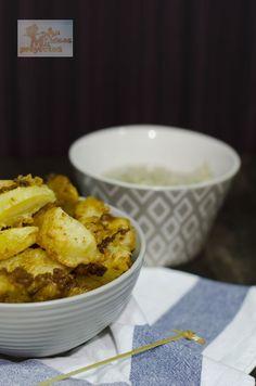 Descubre cómo hacer unas patatas supersabrosas para acompañar cualquier plato.