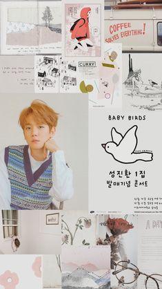 everyday,a bird flies K Wallpaper, Wallpaper For Your Phone, Cellphone Wallpaper, Exo Memes, Exo Chanyeol, Kyungsoo, Chen, Baekhyun Wallpaper, Exo Lockscreen