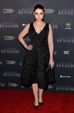 Michelle Trachtenberg - National Geographic Channel s Killing Kennedy World  Premiere in Washington 28 October 2013 in 1e94bc3e8ac5