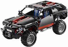 LEGO Technic Exclusive Limited Edition Set #8081 Extreme Cruiser $119