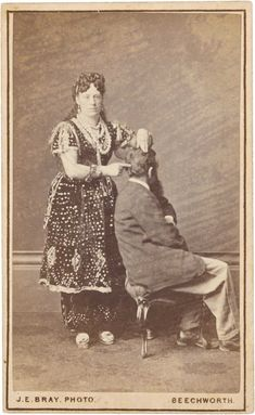 Madame Sibly, Phrenologist and Mesmerist, National Portrait Gallery, Magick, Touring, The Twenties, Opera House, Digital, Fit, Carte De Visite, Shape