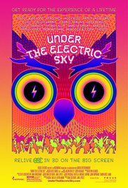 EDC 2013: Under the Electric Sky Poster
