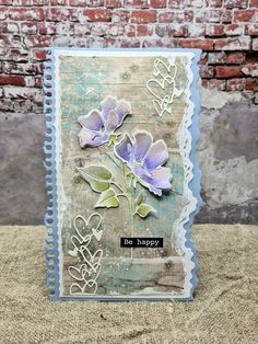 Ticket, Studio Lighting, Art Journal Pages, Making Ideas, Card Making, Paper Crafts, Stamp, Inspiration, Happy