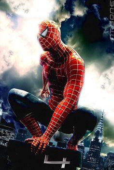クリックすると新しいウィンドウで開きます Spiderman 2002, Amazing Spiderman, Marvel Heroes, Marvel Avengers, Spider Man Trilogy, Wallpaper Iphone Neon, Sonic Fan Characters, Kirsten Dunst, Spider Verse