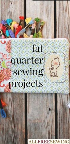 100+ Sewing Projects by the Yard | AllFreeSewing.com