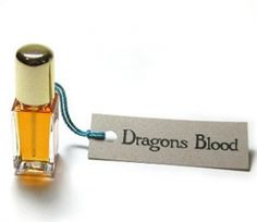 Dragons Blood Scent by the Sea