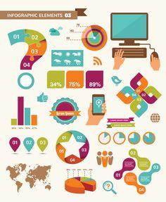 Infographic elements by DarkStaLkeRR.deviantart.com on @DeviantArt