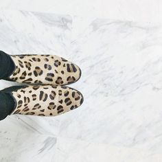 MARUTI Passoa boots cheetahprint / marble floor