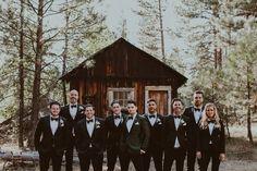 Tom Schwartz's Groomsmen Vanderpump Wedding at Twenty Mile House