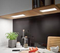 Paulmann 70776 Unterschrank-Panel LED Ace 7,5W Weiß 10x30cm Basisset