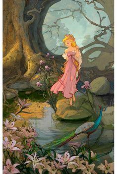Enchanted } Giselle { Disney