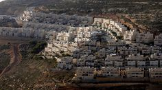 Israel approves largest West Bank settlement construction in 25 years