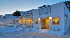 Hotel Adamas, Milos