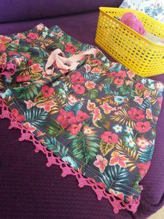 Crochet/short design