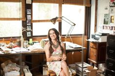 Erica Tanov on Mothermag.com