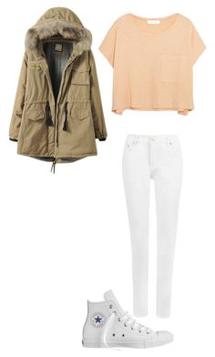 """""""#543"""" by mckenziefollas ❤ liked on Polyvore featuring Elizabeth and James, WearAll and Converse"""