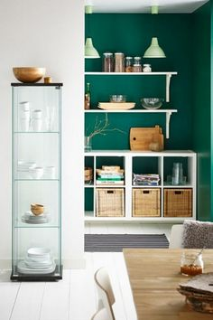 Living room wall design to emphasize modern wall paint ideas