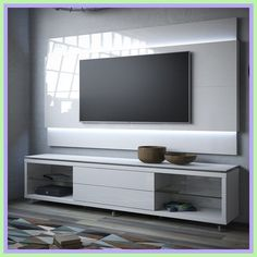 narrow floating tv stand-#narrow #floating #tv #stand Please Click Link To Find More Reference,,, ENJOY!! Tv Stand Bookshelf, Wall Tv Stand, Led Tv Stand, Tv Stand Decor, Floating Tv Stand, Tv Stand With Mount, Bookshelves, Floating Wall, Bedroom Tv Stand