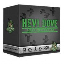 "HeviShot Hevi Dove 20 Gauge 2 3/4"", 7/8oz, 1200 FPS"