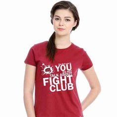 Fight Club T-shirt >>> Only $21  http://www.exclusiveshop24.com/product/fight-club/