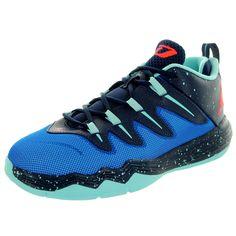 Nike Kids  Jordan Cp3.Ix Bp Soar Infrared 23 Midnight Navy  62b500db8