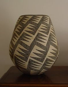 Acoma pottery by Lucy M. Lewis
