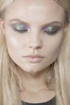 Magdalena Frackowiak / Roberto Cavalli F/W 12 #eyeshadow