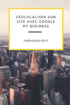 Google my business, outil indispensable pour votre entreprise ! Google Drive, Auto Entrepreneur, Le Web, Business, Wordpress, Site Internet, Seo, Tools, Store