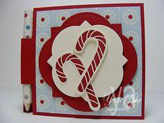 Scentsational-Season Post-it Note Covers originally pinned by Diana Hooyman