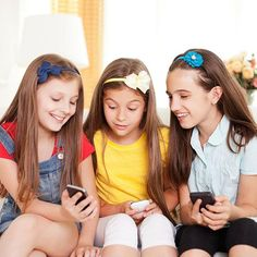 Soon you'll be able to remotely control when your kids can use their phones. #krewmobile #parenting #mobiletech