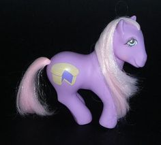My little pony Nice N Spicy petit poney