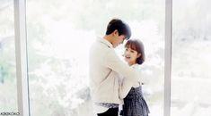 Ahn Min-hyuk and Do Bong-soon - Strong Woman Do Bong-soon Drama Funny, Drama Memes, Swag Couples, Cute Couples, Strong Girls, Strong Women, Lee Young Suk, Ahn Min Hyuk, Japanese Show