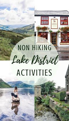 there are plenty of non hiking Lake District activities for those who are looking for something a little more unusual to do in Cumrbia, England! Instagram Inspiration, Travel Inspiration, Oh The Places You'll Go, Places To Visit, Hadrian's Wall, Uk Destinations, Uk Holidays, Seen, England And Scotland