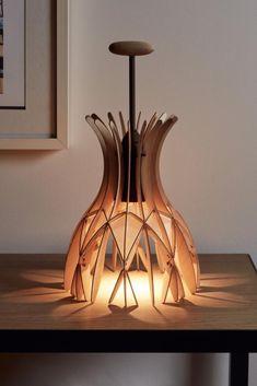 Design Tisch Leuchte Ess Zimmer Beistell Nacht Licht Stoff Strahler schwenkbar
