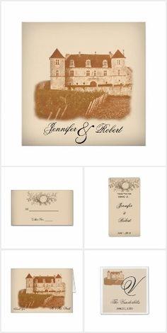 Vintage Winery Wedding