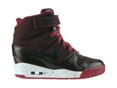 Nike Air Revolution Sky Hi QS (London) Women's Shoe - £198