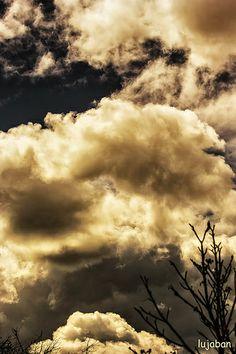 Hight clouds...