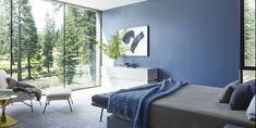 Full size of bedroom modern bedroom interior design all modern bedroom furniture modern room decor ideas Blue Bedroom Colors, Blue Rooms, Blue Painted Walls, Blue Walls, Room Decor For Teen Girls, Modern Bedroom Design, Modern Bedrooms, Bedroom Designs, Luxury Bedrooms