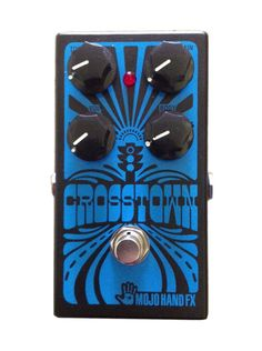 Mojo Hand FX Crosstown Limited Edition Cobalt $169.95