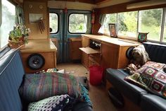 1978 classic austin morris sherpa camper van hippy festival live in motor home