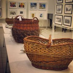 Art N Craft, Fibres, Old And New, Basket Weaving, Boats, Diy And Crafts, Baskets, Collections, Carving