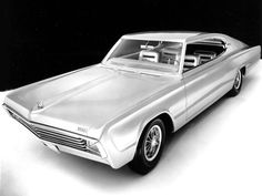 1965 Dodge Charger-II Concept