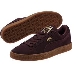 Suede Classic Gold Women s Sneakers 98fb49898