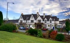 Best Western Buchanan Arms Hotel & Spa, Stirlingshire. Situated in the picturesque village of Drymen, only a minutes drive from the shores of Loch Lomond, and close to Glasgow and Stirling, the location is truly idyllic.