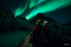On our Northern Lights Mini Bus Chase in Tromsø, we will take you into the arctic fjords in search of epic landscapes and of course, the aurora. Northern Lights Forecast, See The Northern Lights, Pod Rental, Arctic Landscape, Polar Night, Light Pollution, Small Group Tours, Tromso, Lofoten