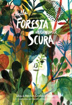 Nella foresta veramente scura - cover by Violeta Lopiz