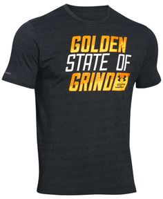 Warriors stephen curry golden state warriors and golden for Beast mode shirt under armour