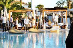 Pool party at Destino Ibiza