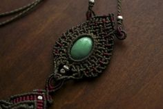 macrame jewelry / handmade accesary
