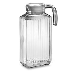 The Healing Insights Glass Pitcher is available at Bed Bath & Beyond. Just saw it there today!!!